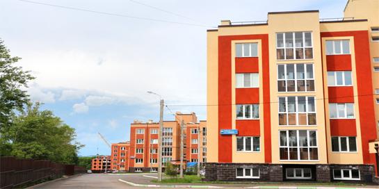 Многоквартирный жилой комплекс Михайловка Грин Плейс